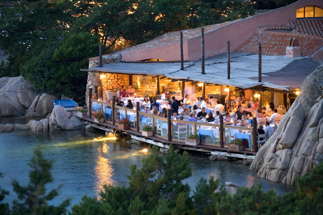 Cervo Hotel Costa Smeralda Resort Porto Cervo Sardinia Italy