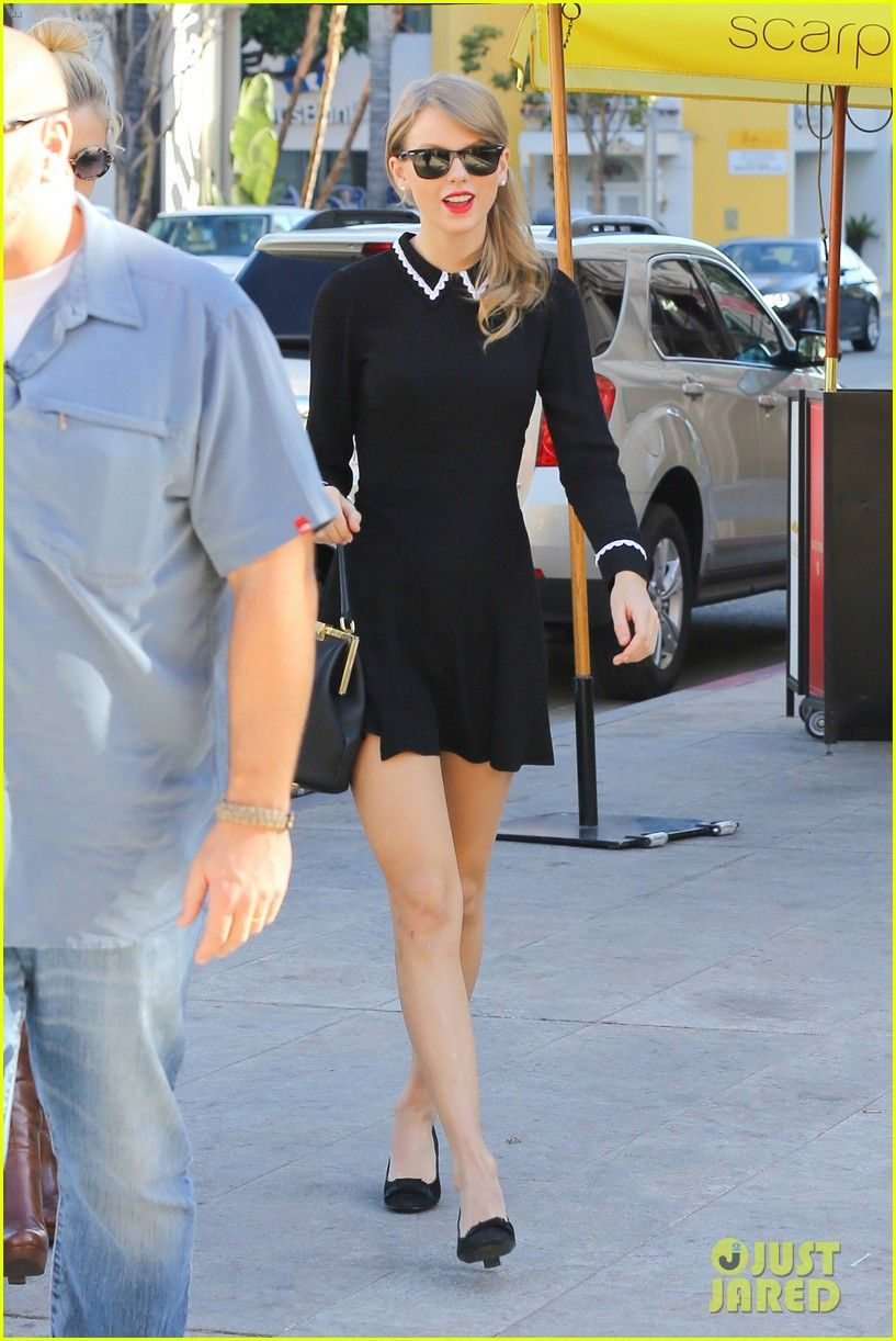 Taylor Swift: Bouchon Lunch with New Friend Jaime King!