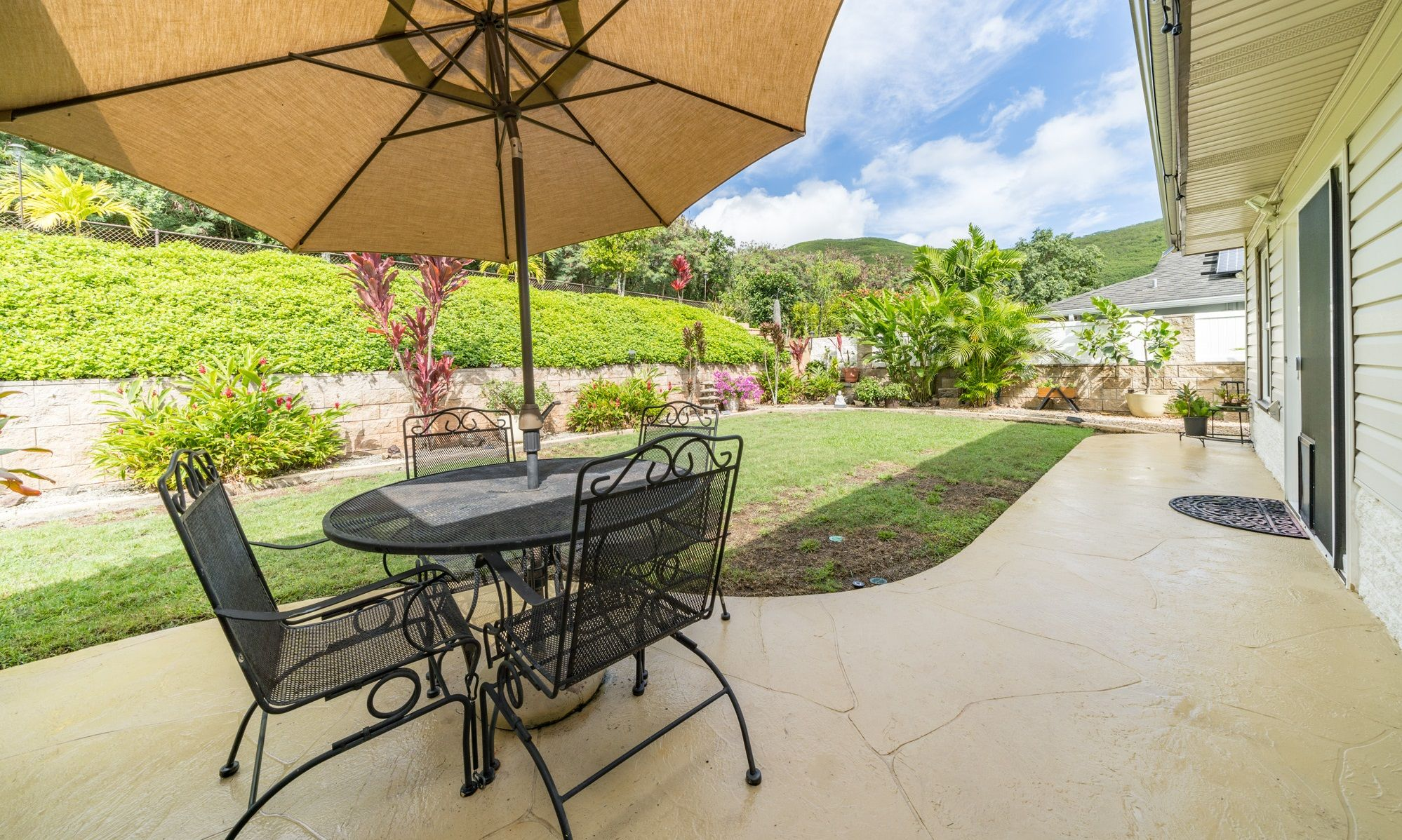 An exceptionally well cared for home in desirable the