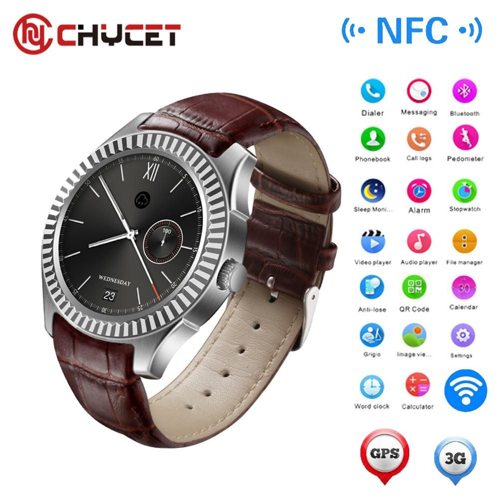Smart Watch Android 4.4 SIM Bluetooth 4.0 Smartwatch