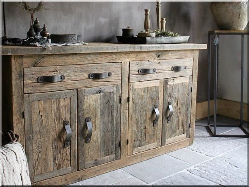 Rustic Dining Room Industrial Loft Furniture Garden Borders Acacia Planks Bicicle Dining Room Industrial Rustic Dining Room Loft Furniture