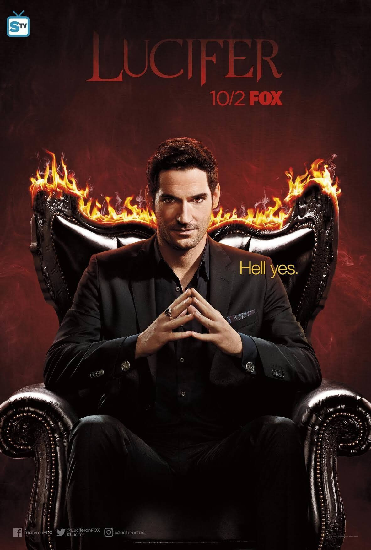 Season 3 We Are So Ready For This Source Luciferonvacation Tom Ellis As Lucifer Morningstar Ver Series Online Gratis Peliculas Online Gratis Lucifer