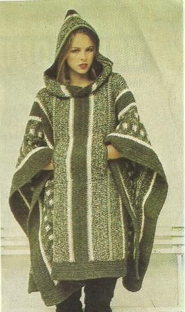 Patterns for adult hooded capes agree