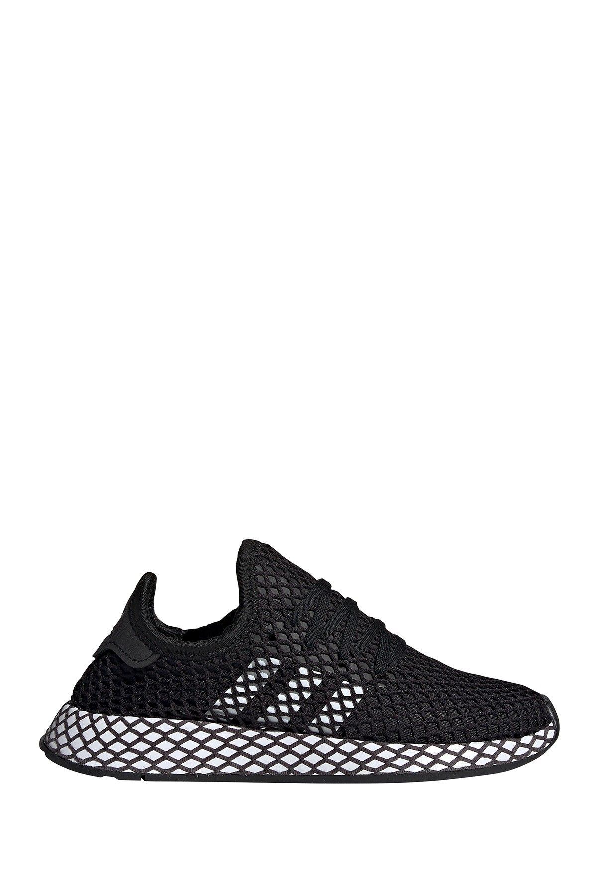 adidas Deerupt Sneaker (Big Kid