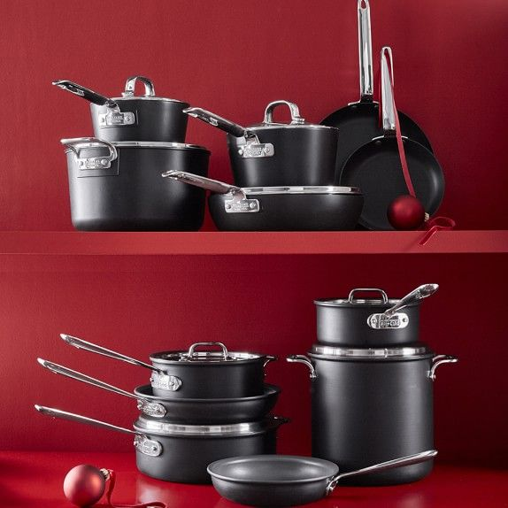 Professional Nonstick 10 Piece Cookware Set Induction Cookware