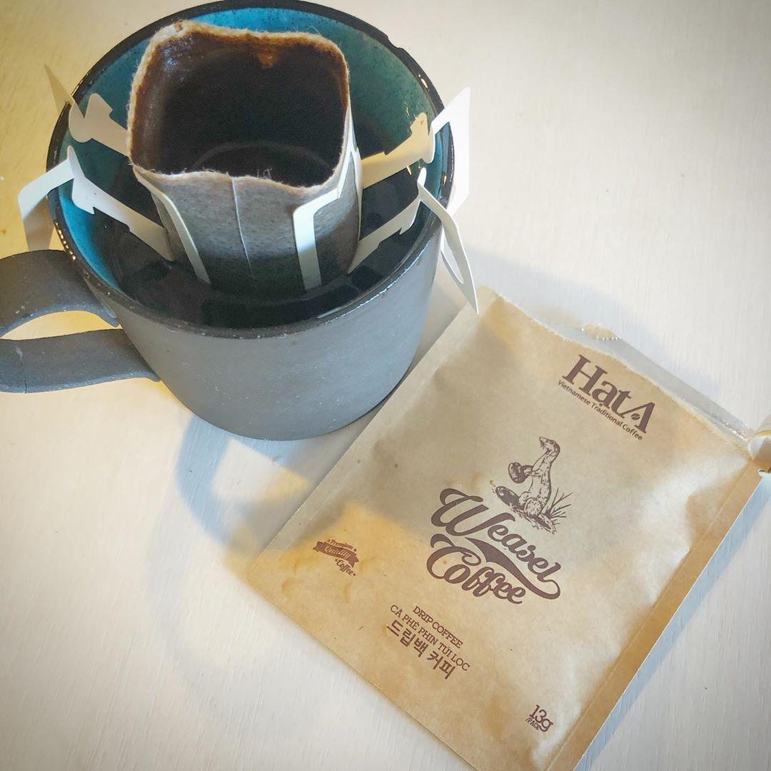 お土産で頂いた ジャコウ猫コーヒー これは あれですよ フンコーヒー 香り高くて 美味しい Vietnam Coffee ベトナムコーヒー Igersjp Ig Japan Japan L4l Photooftheday Fun Style Instalike Foodpo