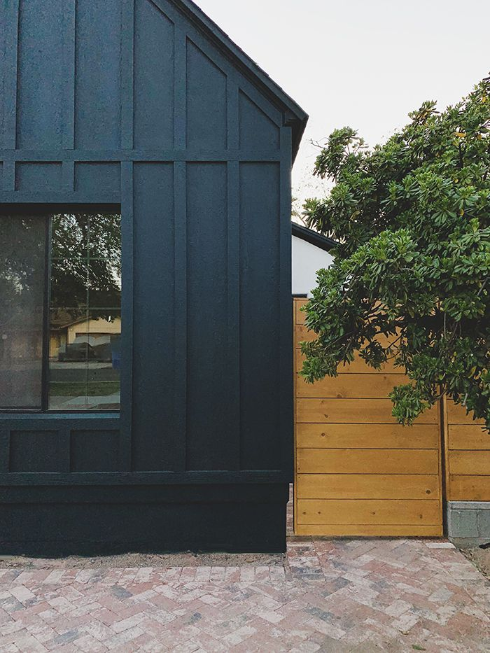 Evergreen Project: Two-Tone Exterior Reveal