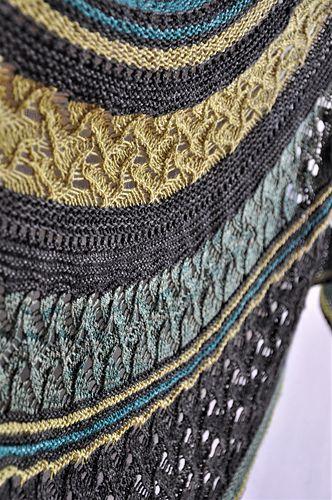 Photo of Menta&Liquirizia pattern by Francesca Lozza