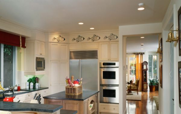 kitchen recessed lighting layout and planning kitchen recessed
