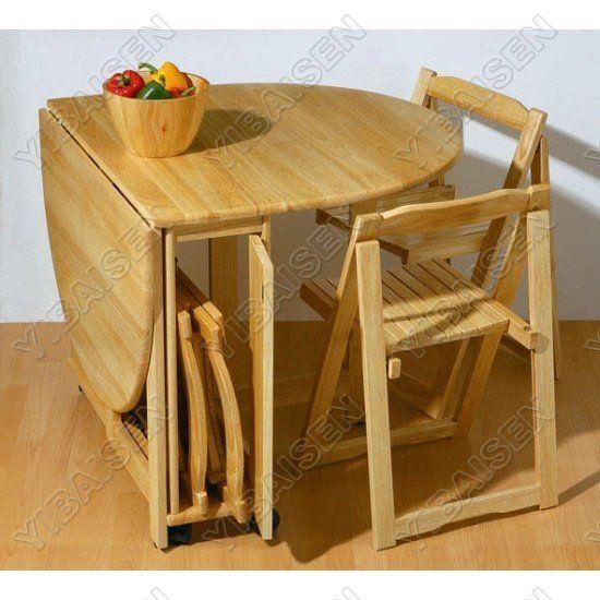 Mesas y sillas plegables ybs-p-7007-Kit de muebles plegables ...