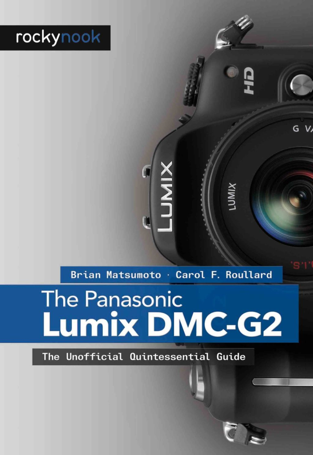 The Panasonic Lumix DMC-G2 (eBook) in 2019 | Products