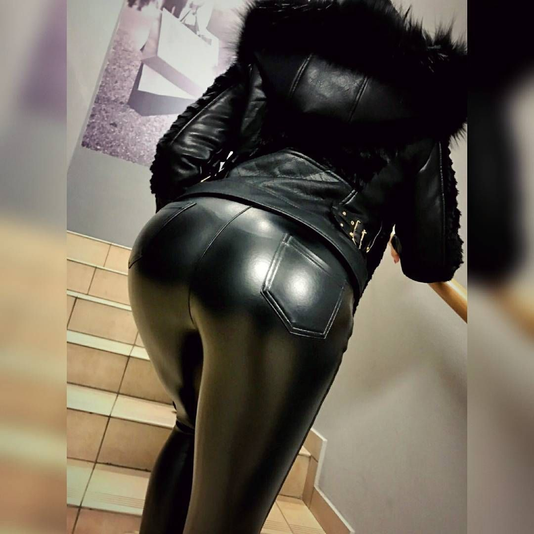 Tight Leather Pants Porn 66