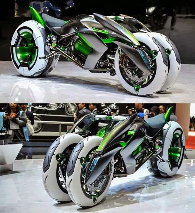 Concept Motorcycles, Motorcycle