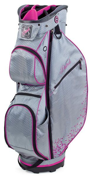 64128c70b6b8 Look no further for a fashionable yet functional golf bag. The Datrek Ladies  Men s CB-Lite Cart Bag offers plenty of features while staying ultra ...