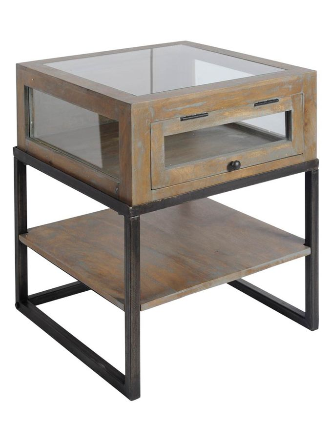 Coulter III Cabinet From Modern Industrial Furnishings Feat. Mercana On Gilt