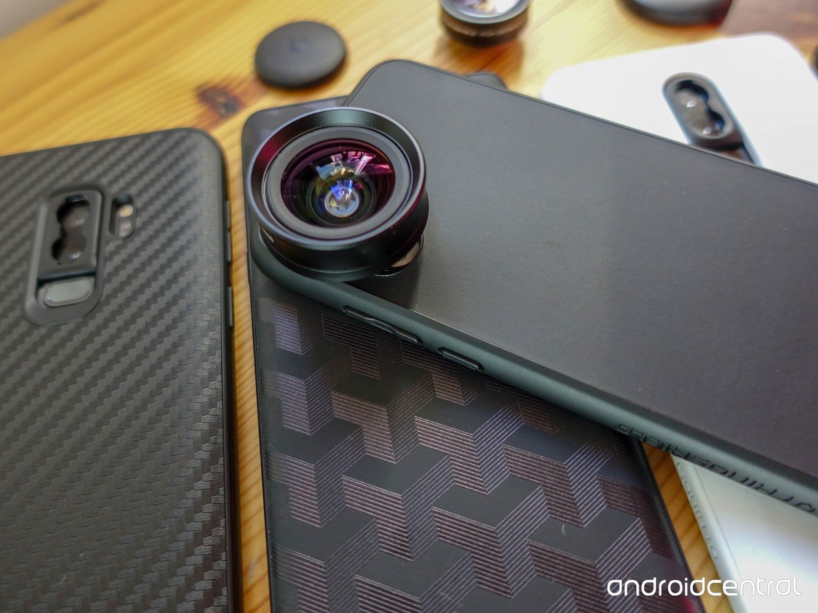 Win A New Android Phone And Rhinoshield Solidsuit 4k Hd Lens Set From Android Central New Android Phones Android Phone Phone