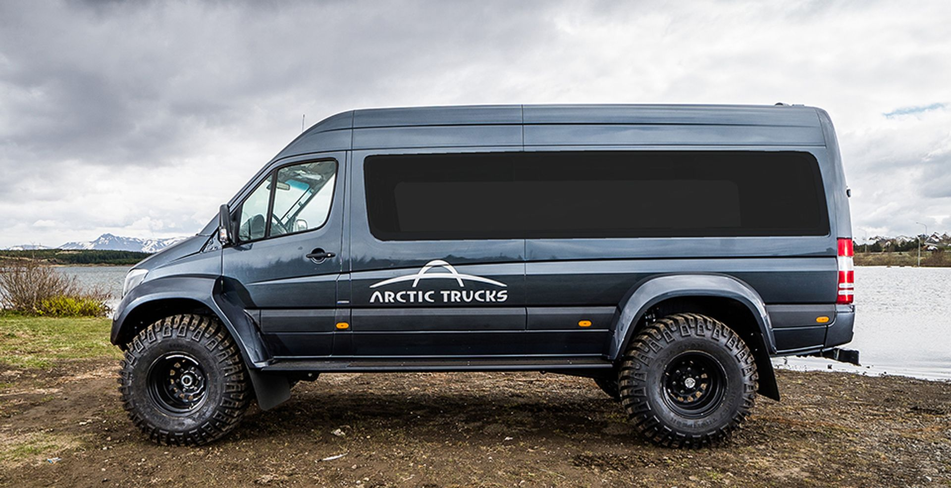The ultimate #4x4 #Camper. #Iceland # ...
