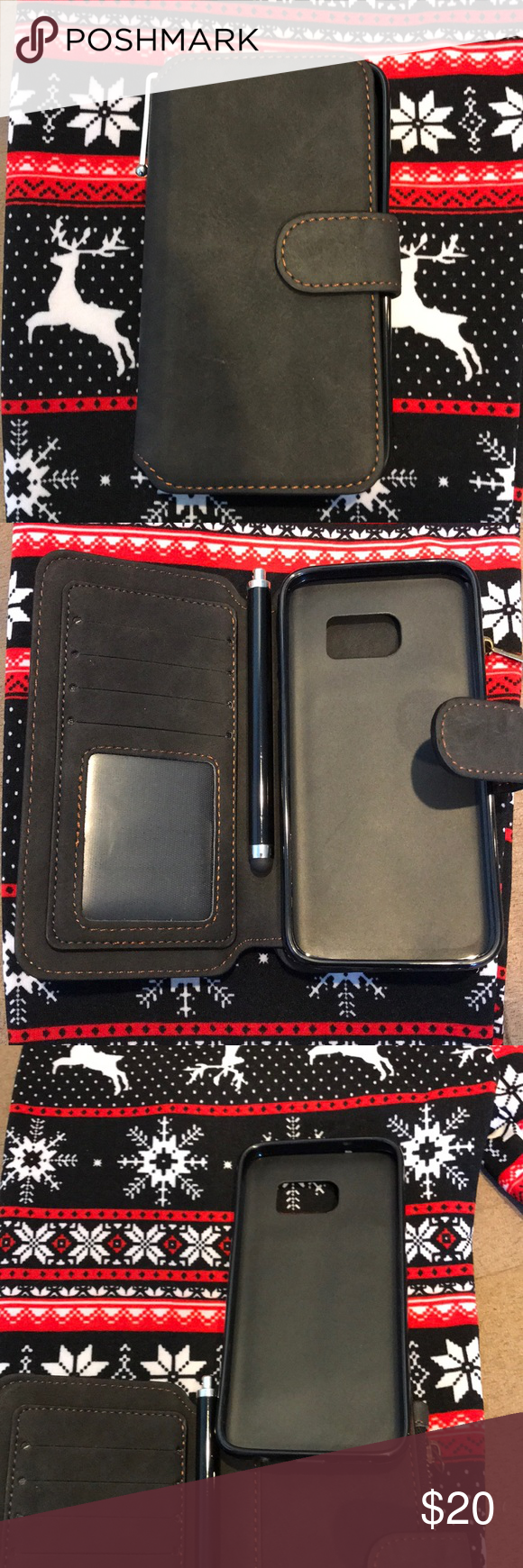 Cell Phone Wallet Cell phone wallet, Phone wallet, Wallet