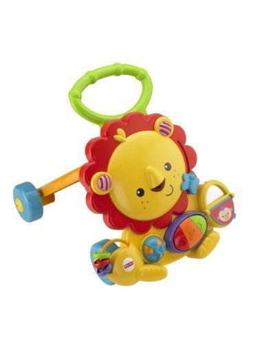 Fisher-Price Musical Walker, Lion by Fisher Price, http://www.amazon.com/dp/B00BNQEVWS/ref=cm_sw_r_pi_dp_I0T.rb0KHJ0J9