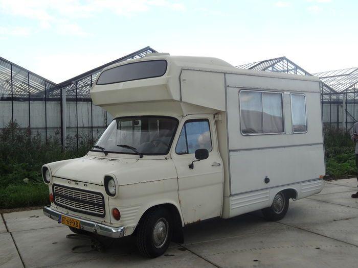 Camper Cars For Rent