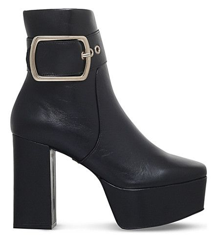 June   Boots, Block heel ankle boots, Mid heel ankle boots