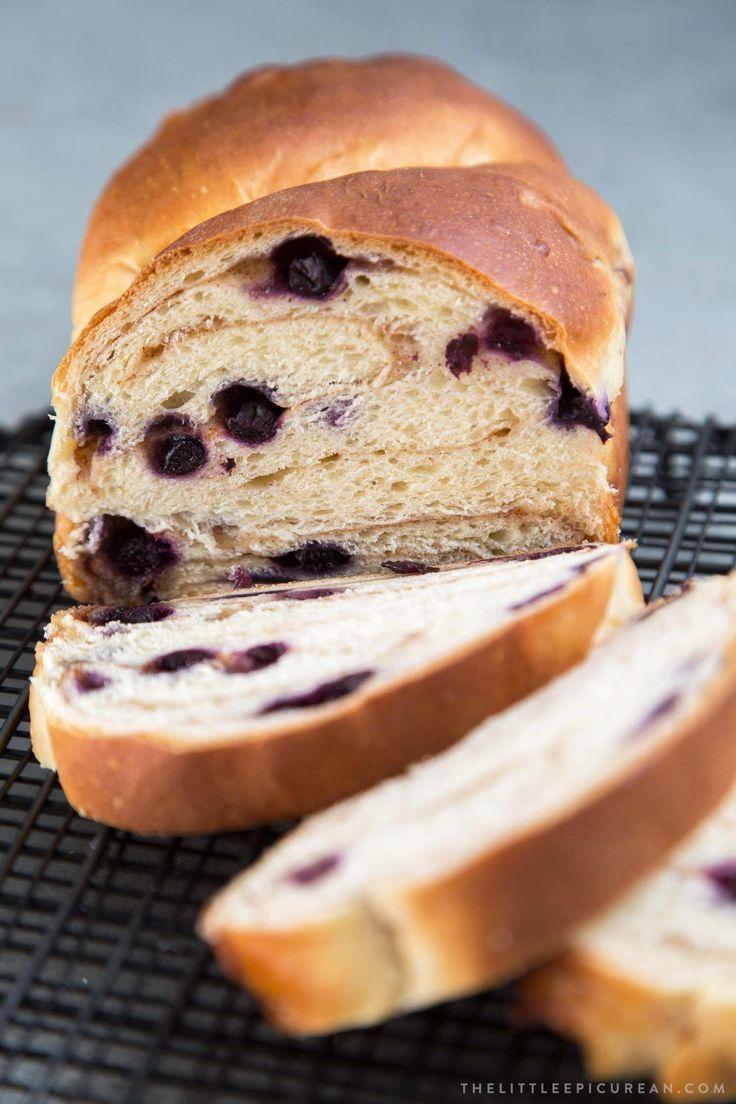 Blueberry Banana Yeast Bread   Recipe   No yeast bread ...