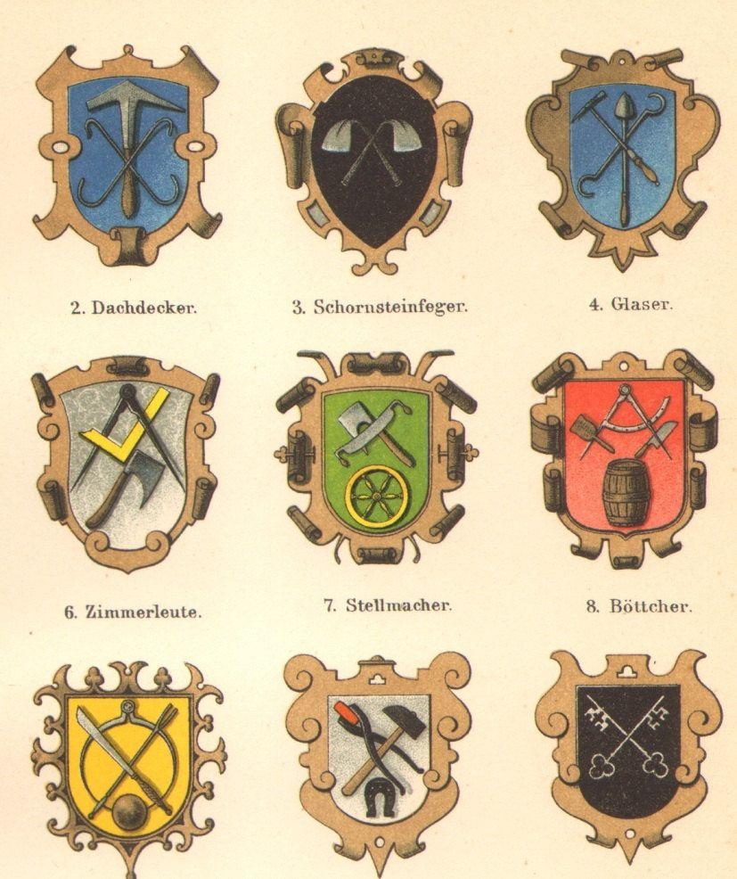 Craft Guilds Fantasy