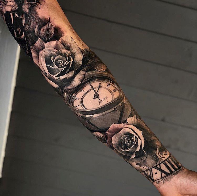 Epingle Par Jerem 774 Sur Tatouages Tattoos Sleeve Tattoos Et