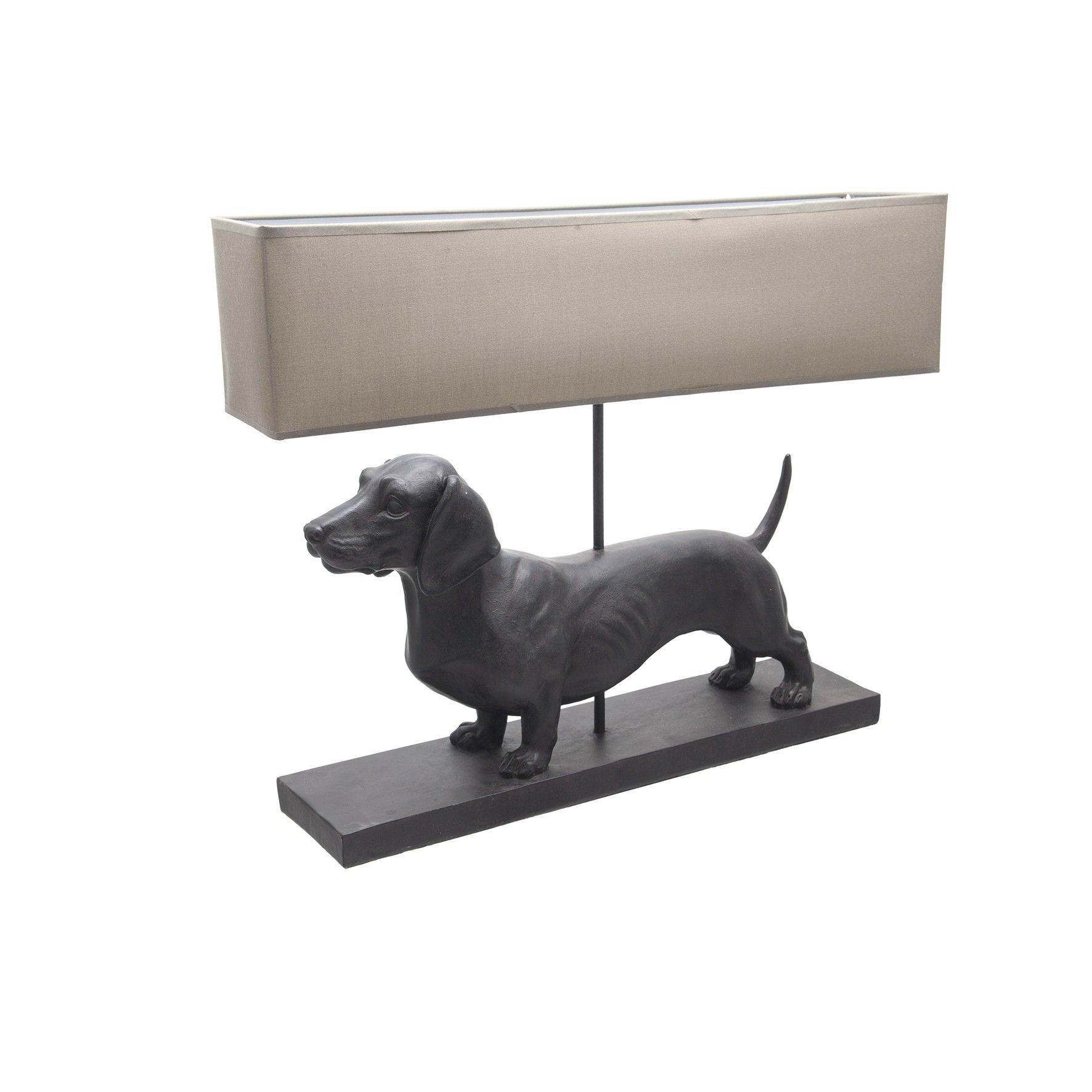 Dachshund Table Lamp Sia Home Pieces Pinterest
