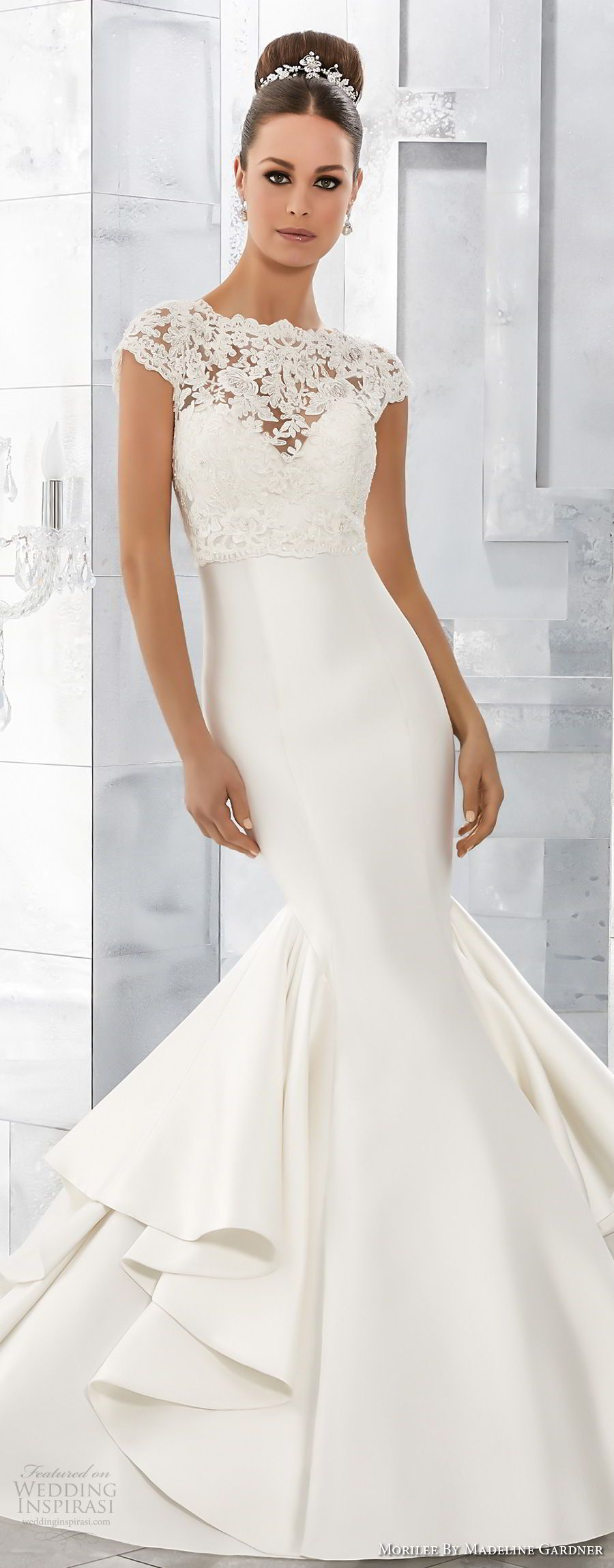 Morilee by madeline gardner fall blu bridal collection