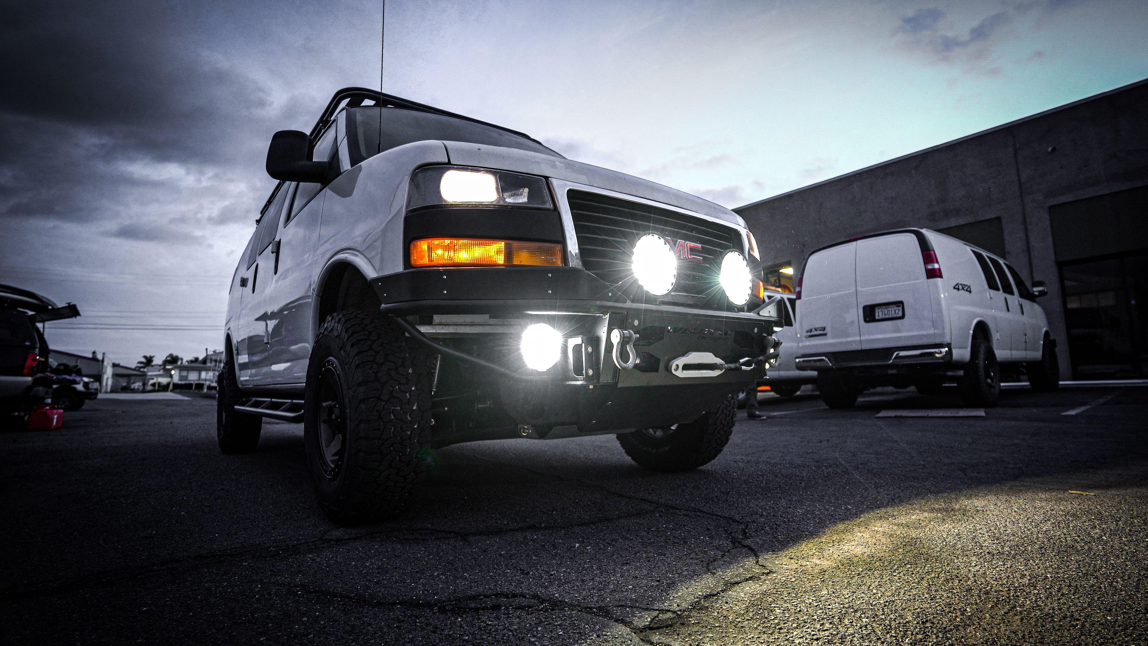 Pin On Chevrolet Express Vans