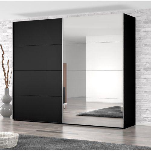 2 Door Sliding Wardrobe Rauch Interior Option Basic Size H223 X W271 X D69cm Sliding Wardrobe Cool Room Decor 3 Door Sliding Wardrobe