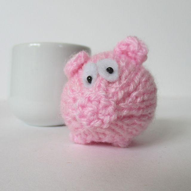 Ravelry: Tiny Piggy by Amanda Berry
