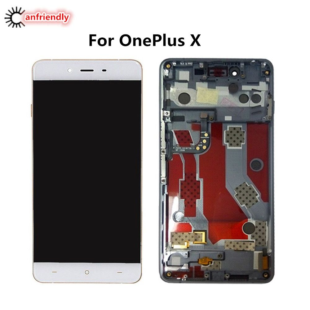 >> Click to Buy << For OnePlus X LCD Display + Touch Screen With Frame Digitizer Assembly Replacement Glass Panel For One Plus X phone lcds Screen #Affiliate