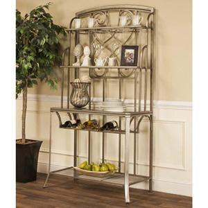 Asti Baker S Rack In Antique Bronze Nebraska Furniture Mart