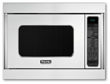 Viking Professional Series Built In Microwave Oven Stainless Steel Vmoc206ss Built In Microwave Built In