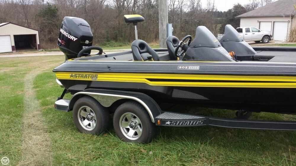 Stratos Champion Elite Fishing Boat Pinterest - Blue fin boat decalsblue fin sportsman need some advice pageiboats