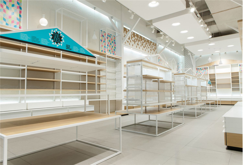 One Idea Outlet Shanghai Design Shop Interior Design Retail Design