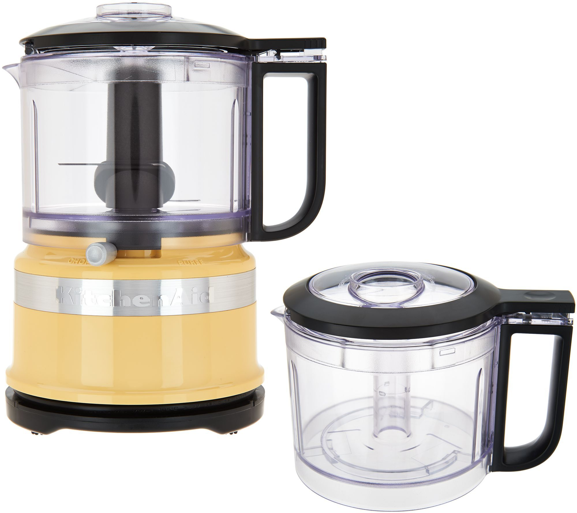 Kitchenaid 35cup 2speed chopper with extra