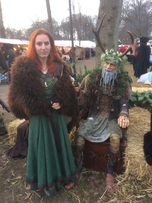 Marjolein Hoekendijk Viking Castlefest Winter Edition 2016 Cosplay