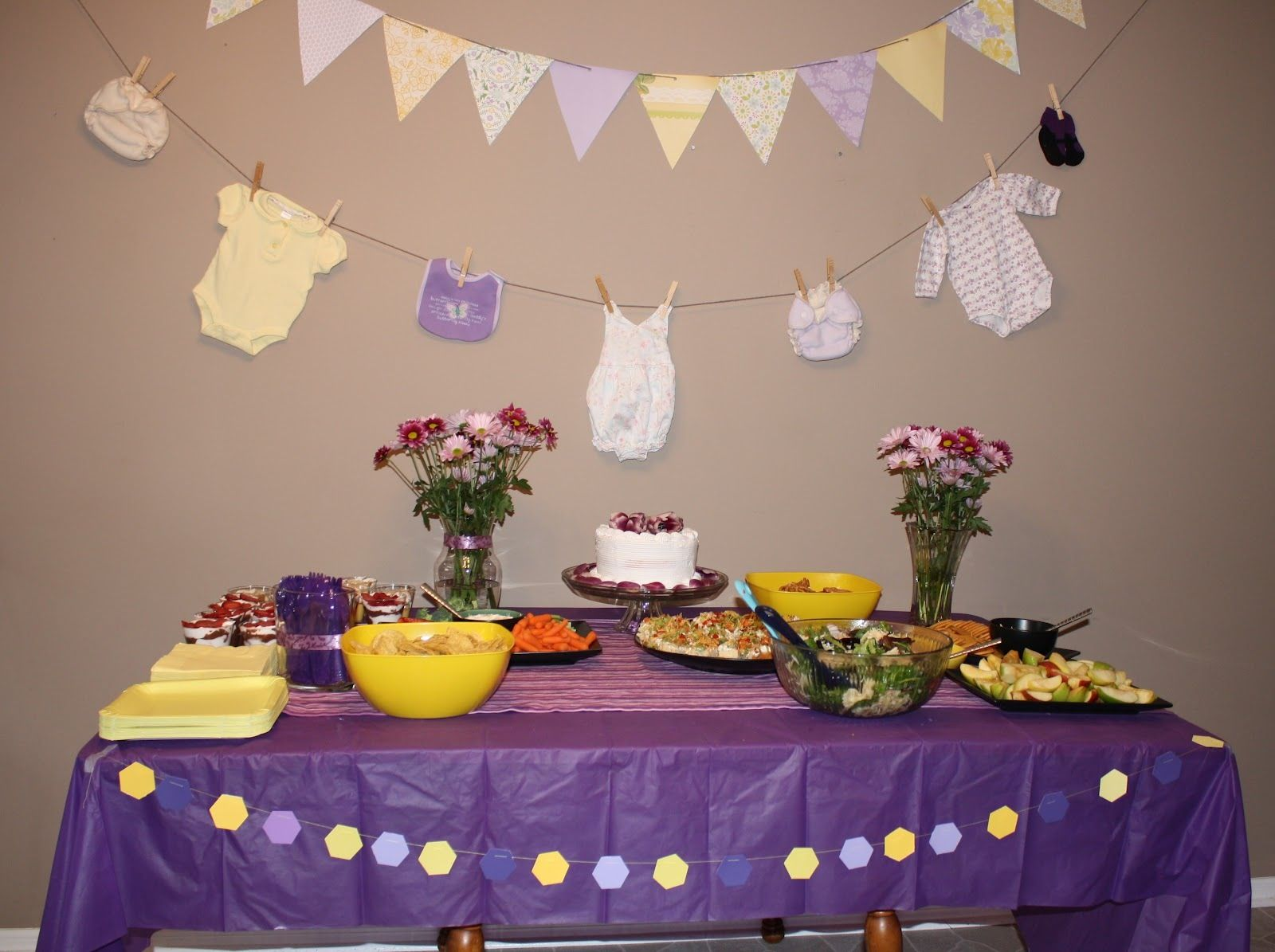 Lavender Baby Shower Decorations 17 Best Images About Baby Shower On Pinterest Gray Baby