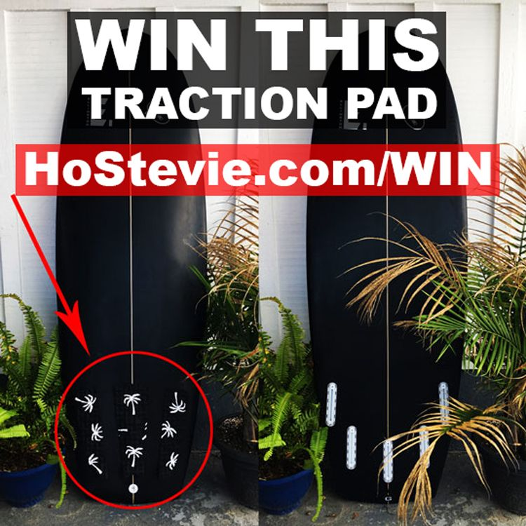 New Month, New Giveaway! HoStevie.com/WIN 🏄🏄🏄 Good Luck