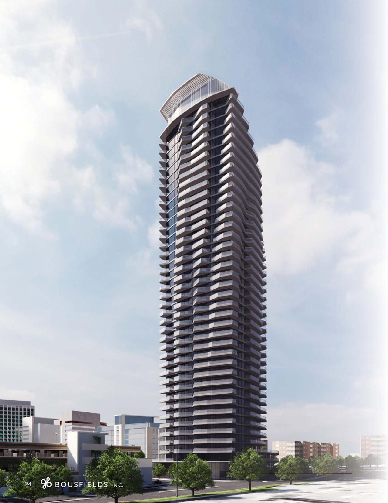 169 The Donway West Tower 1 The Skyscraper Center Skyscraper Architecture Condo