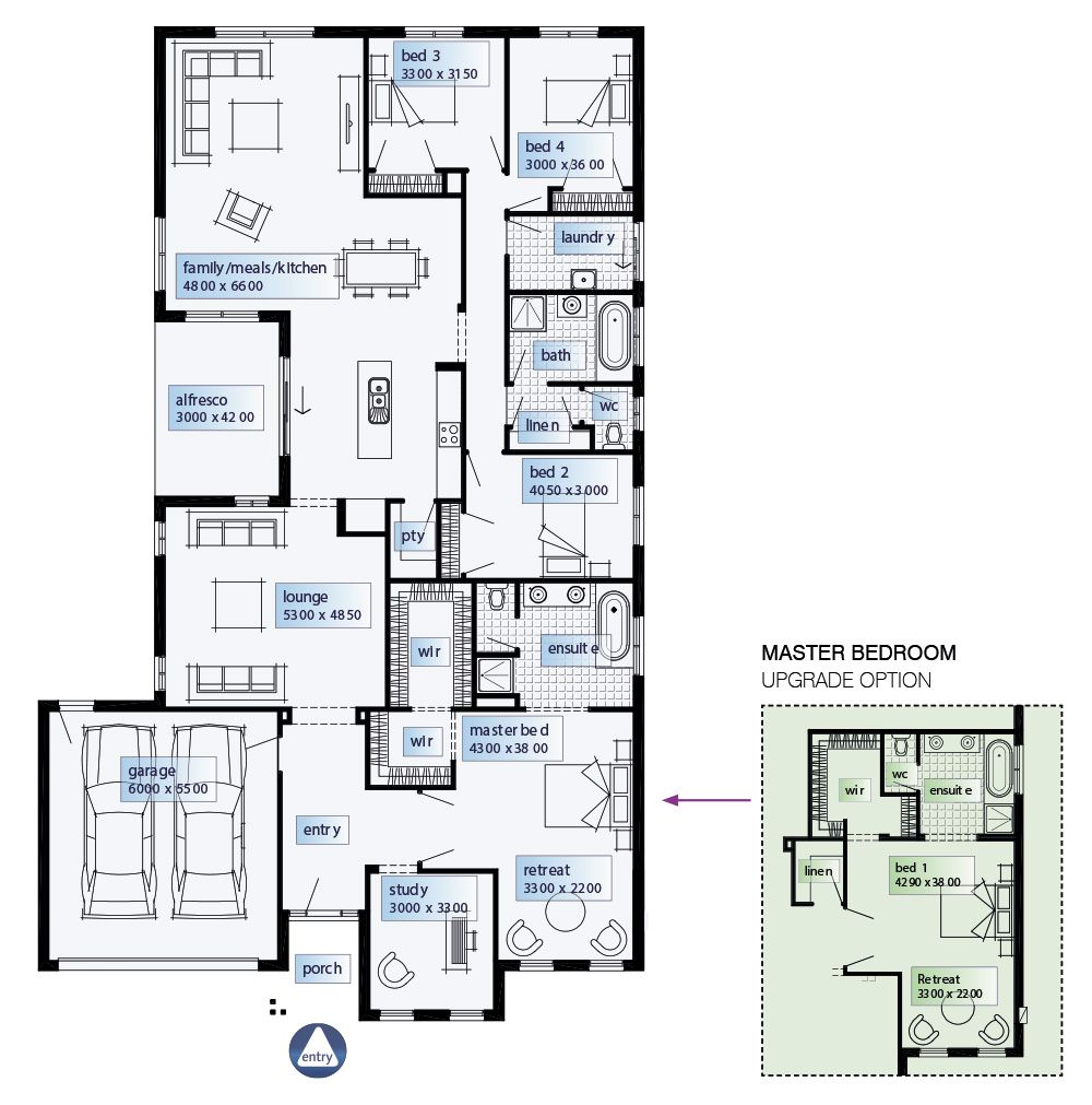 Etonnant Simonds Homes Floorplan   Livorno | New Home Designs | Pinterest | House