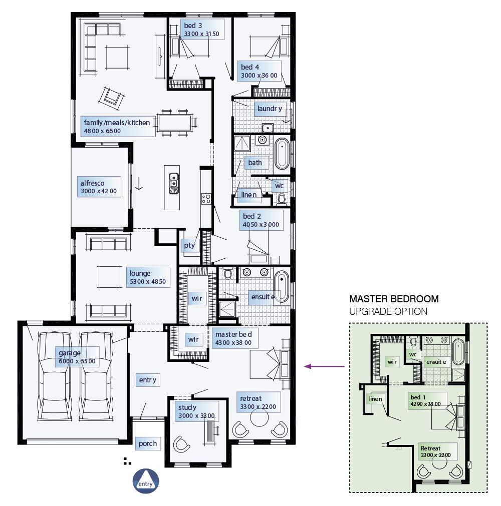 Simonds Homes Floorplan Livorno Simonds Homes Home Builders New Home Designs