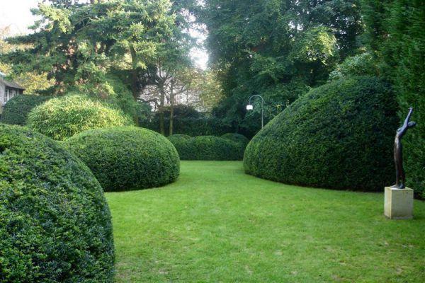 Werk van meker tuinen tuin pinterest
