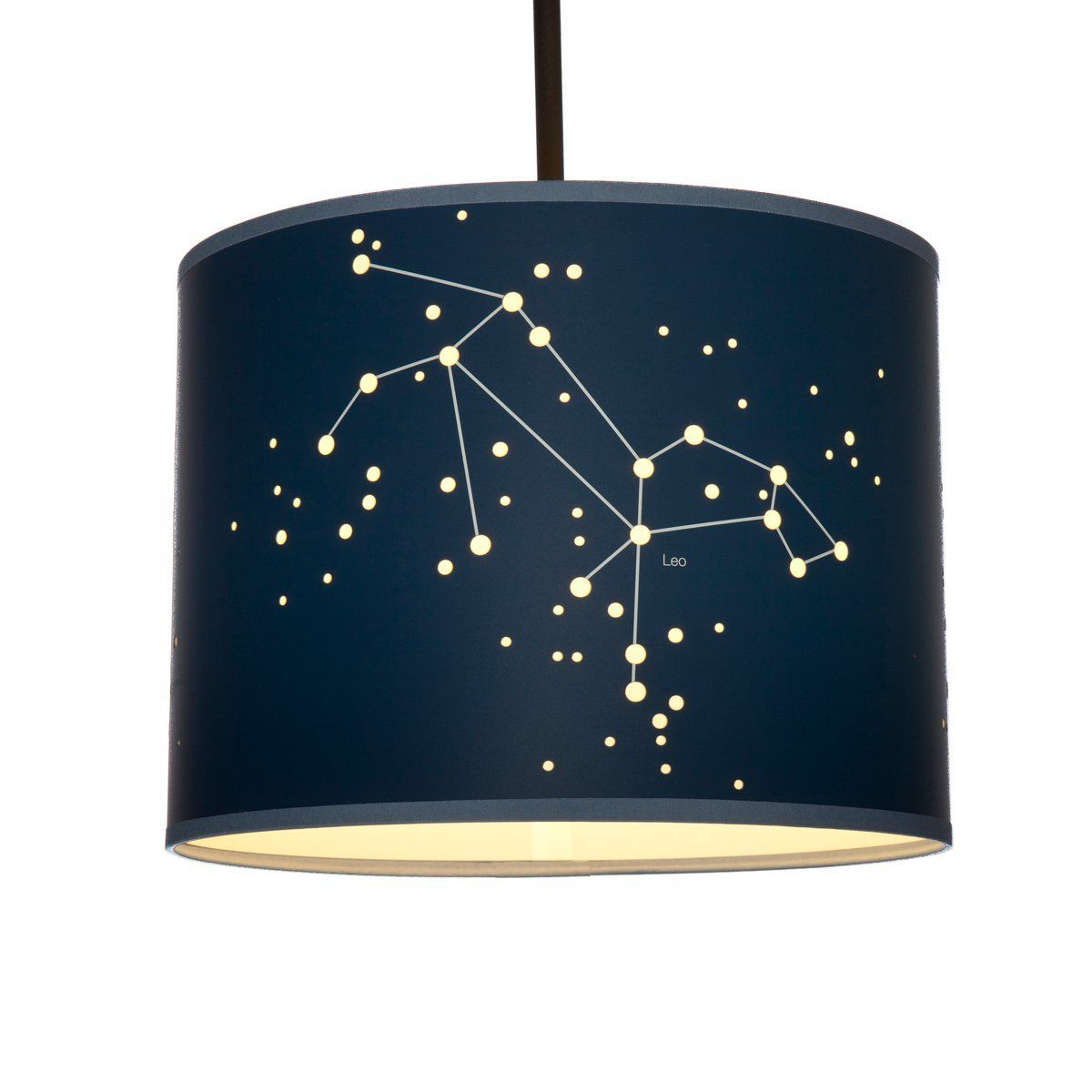 Constellation Large Lampshade By Twocreate Amazon Co Uk Lighting Lamp Shades Constellation Lamp Constellation Lampshade
