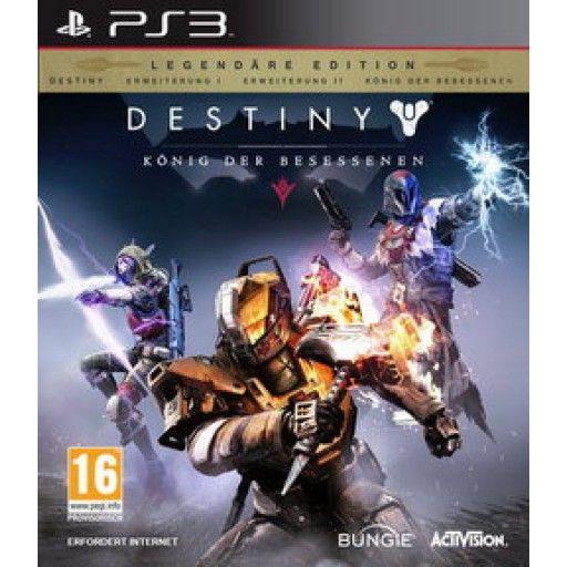Destiny: König der Besessenen  Legend. Ed.  (AT)  PS3 in Actionspiele FSK 17, Spiele und Games in Online Shop http://Spiel.Zone
