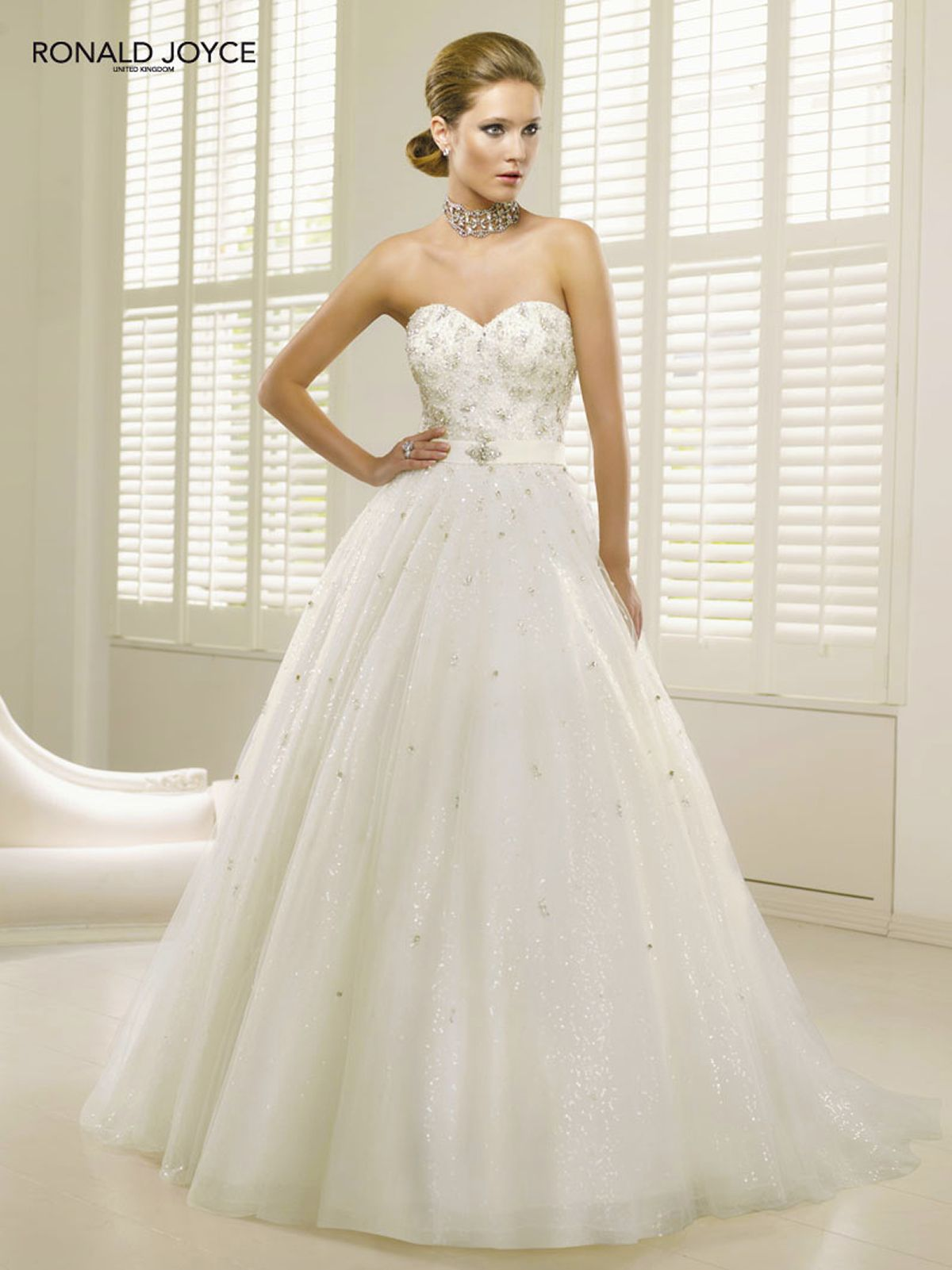 Buy Wedding Dress Ronald Joyce Padova 2013 At Cheap Price
