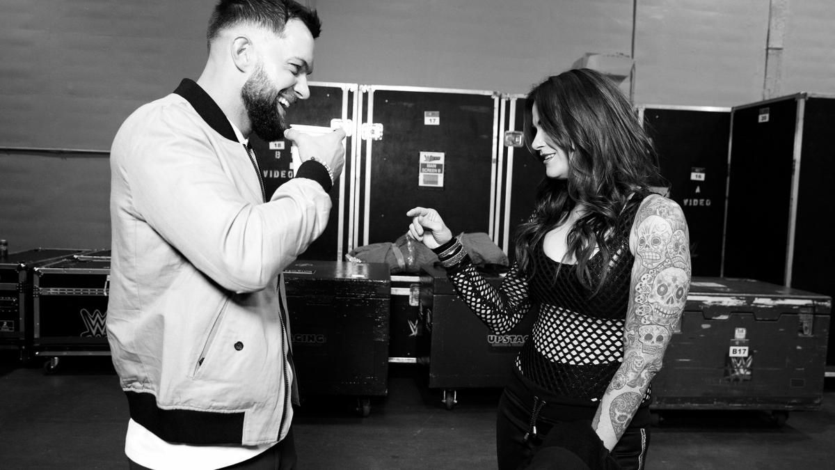 75+ behind-the-scenes photos from WWE Evolution | Wwe ...
